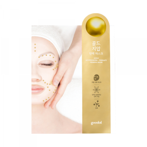 [E] GOODAL Gold Acupressure-Therapy Firming Mask 5ea