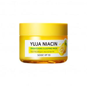 [Bundle] SOME BY MI Yuja Niacin 30 Days Miracle Brightening Sleeping Mask 60g*10ea
