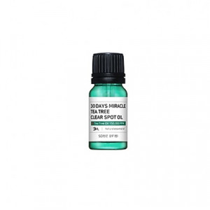 [Bundle] SOME BY ME 30DAYS MIRACLE TEA TREE CLEAR SPOT OIL 10ml*10ea