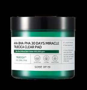 [Bundle] SOME BY MI AHA BHA PHA 30 Days Miracle Truecica Clear Pad 70ea*10ea