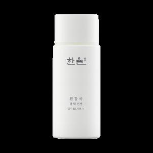 HANYUL White Chrysanthemum radiance sun gel SPF40 / PA ++ 50ml
