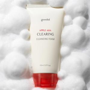 GOODAL Apple AHA Clearing Cleansing Foam 150ml