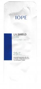 [S] IOPE UV Shield Sun Sensitive Cream SPF25 PA++ 1ml*10ea
