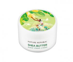 [E] NATURE REPUBLIC Shea Butter Steam Cream Moist 100ml