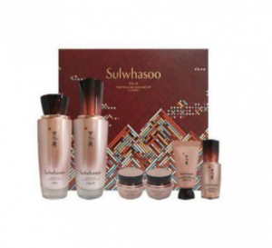 SULWHASOO Timetreasure skin care set (2items)