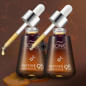 [Online Shop] SCINIC Peptide Ampoule 30ml*2ea