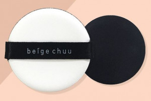 [W] CHUU Beige Chuu Cushion Puff