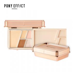 [W] PONYEFFECT Butter Balm Foundation Palette