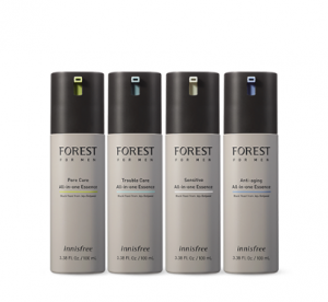 [E] INNISFREE Forest For Men All-in-one Essence 100ml