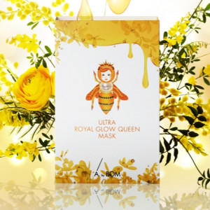 [SALE] ABYBOM Ultra Royal Glow Queen Mask 25ml*10ea