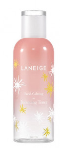 LANEIGE Fresh Calming Balancing Toner 250ml [Sparkle My Way LTD]