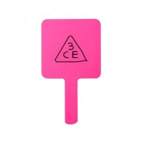 STYLENANDA 3CE SQUARE HAND MIRROR  # Pink