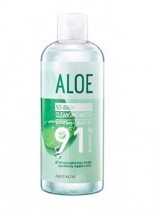 ARITAUM Aloe No Wash Cleanging Water 300ml