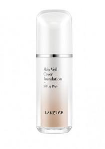 LANEIGE Skin Veil Cover Foundation SPF25 PA++ 30ml