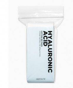 ARITAUM Cotton Pads (Hyaluronic Acid) 60ea