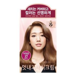 Ryo Bright Color Hairdye Cream 16g x 3+24g x 3