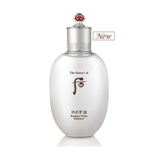 [W] WHOO Gongjinhyang:Seol Radiant White Balancer 150ml