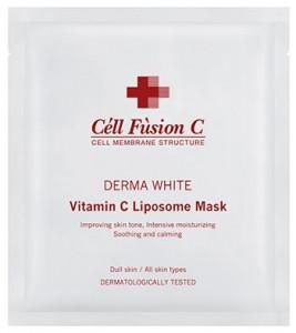 [W] CELL FUSION C Vitamin C Liposome Mask