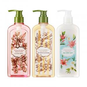NATURE REPUBLIC Perfume de nature body Oil Wash 345ml
