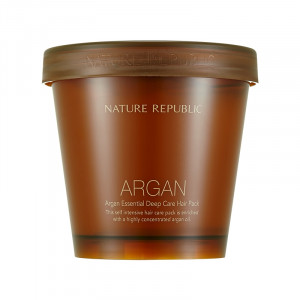 NATURE REPUBLIC Argan Essential Deep Care Hair Pack 470ml
