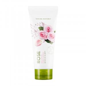 NATURE REPUBLIC Real Nature Rose Foam Cleanser 150ml