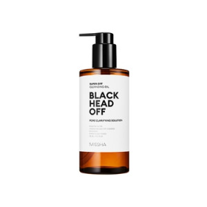 [SALE] MISSHA Super Off Cleansing Oil Black Head Off 305ml