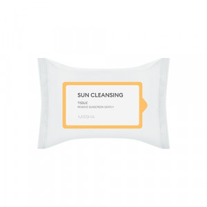 MISSHA All-around Safe Block Sun Cleansing Tissue 115g