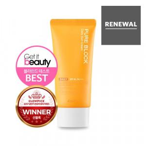 APIEU Pure Block Natural Daily  Sun Cream SPF45 PA+++ 50ml