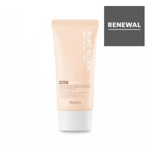 APIEU Pure Block Mild Plus Sun Cream SPF32 PA++ 50ml