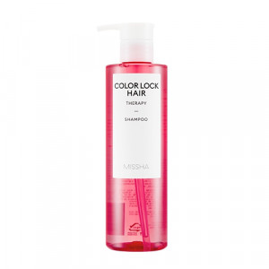 MISSHA Color Lock Hair Therapy Shampoo 400ml