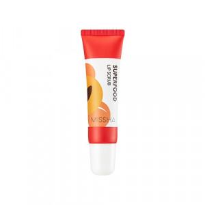 MISSHA Superfood Apricot Seed Lip Scrub 9.8g