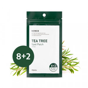 APIEU NanCo Tea Tree Spot Patch Set 8+2ea