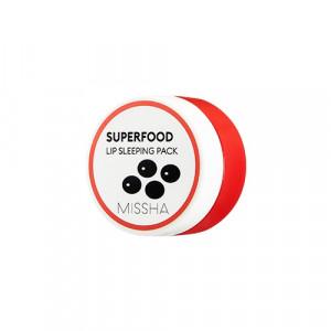 MISSHA Superfood Blackbean Lip Sleeping Pack 7g