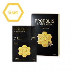 APIEU Propolis 3 Step Mask 5ea