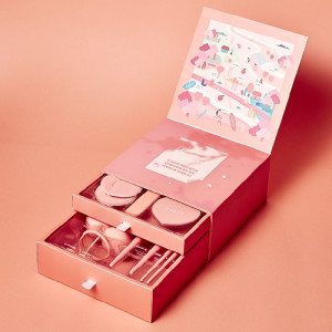 MISSHA Peach Land Peach Tool Kit 1set