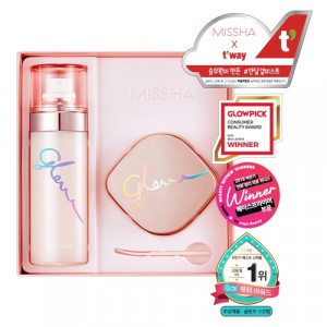 MISSHA Glow Me Makeup Special Set 50ml + 80ml