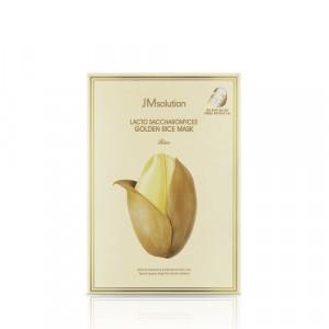 [SALE] JM SOLUTION Lacto Saccharomyces Golden Rice Mask 30ml*10ea