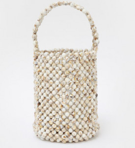 [R] CHUU Beads Bag