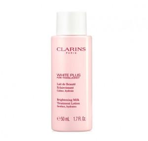 [S] CLARINS White Plus pure Translucency Brightening Milk Treatment lotion 50ml