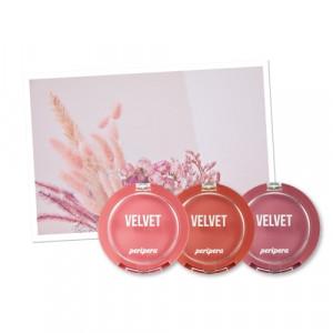 Peripera Pure Blushed Velvet Cheek (Pink Moment) 4g