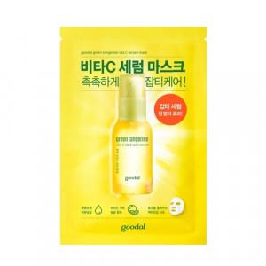 GOODAL Green Tangerine Vita C Serum Mask 30ml