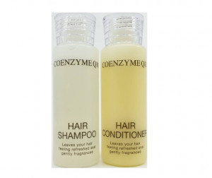 [S] Coenzyme Q10 Hair shampoo 30ml+Conditioner 30ml