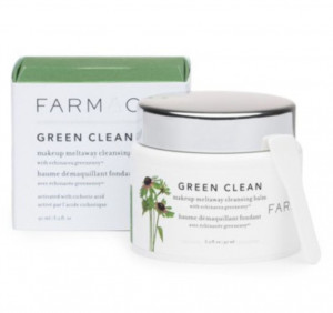 [R] FARMACY Green Clean Makeup Removing Cleansing Balm 90ml