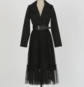[R] DABAGIRL Long You Are Dress