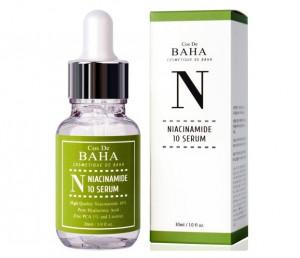 COS DE BAHA N Niacinamide 10% + Zinc 1% Serum 30ml