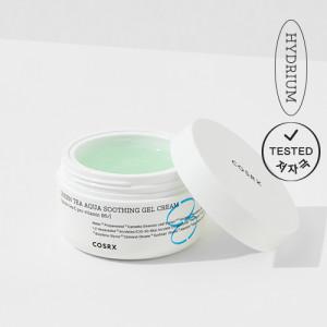 [Bundle] COSRX Hydrium Green Tea Aqua Soothing Gel Cream 50ml*10ea