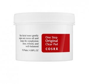 COSRX One Step Original Clear Pad 70p