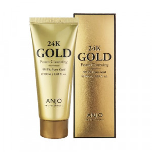 ANJO 24K Gold Foam Cleansing 100ml