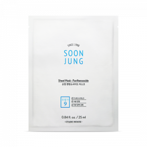 [S] ETUDEHOUSE SoonJung Pantensoside Mask Sheet 25ml