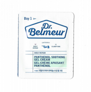[S] THE FACE SHOP Dr.Belmeur Daily Repair Panthenol Soothing Gel Cream 2ml*10ea
